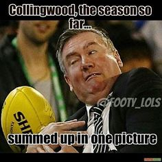 Collingwood meme Football Memes, Sports Memes, Australian Football, What Is Like, One Pic, Funny Memes, Pie, Torte, Cake