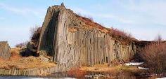 Panská skála, poblíž Kamenického Šenova