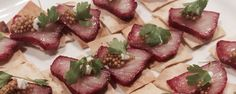 Best of Delaware Recipe: Nage Pushes Boundaries with Beet Cured Hamachi - #BESTofDE Buzz - Recipe