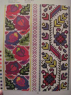 Кращих зображень дошки «Схеми для машинної вишивки. Дизайни машинної ... bee2382da0388