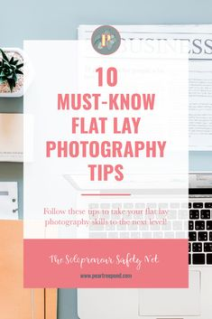 Do you want to learn the secrets to taking gorgeous flat lay photos like the ones you see on Instagram or other social media? Visit the blog to find out how to take your flat lay photography skills from beginner to pro following these 10 must-know tips.  PearTreePond Blog #photography #flatlay #floral #feminine #stockphotos #instagram #photographytutorial