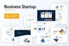 Vixus - Business Startup Template Kit  ⠀  Vixus was designed to help you launch a professional fresh & clean website and kickstart your private company or corporate business. No matter what field your startup is working in (web design ...  ⠀  #android #app #applanding #application #axiomthemes #mobileapp #mobileapplication #onepagetemplate #soft #techstartup #themeforest #webdesign #business #responsive #landingpage #startup #technology
