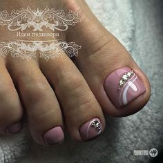 Cute Toe Nails, Cute Toes, My Nails, Toe Nail Designs, All The Colors, Manicure, Polish, Beauty, September