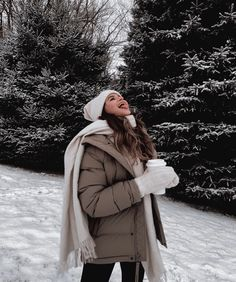 Modest Outfits, Winter Outfits, Casual Outfits, Fashion Outfits, Winter Wear, Autumn Winter Fashion, Snow Outfit, All American Girl, Aesthetic Women