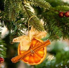 Новогодние украшения - Часть 3. Украшение новогодней елки | Корица