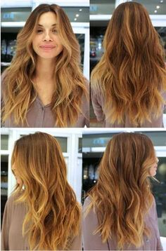 Hairstyles For Long Hair 2015 Unique Long Wavy Hairstyles Ideas …  Hair Sty…