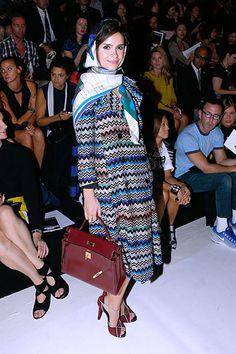Spring 2014 Paris Fashion Week Parties - Spring 2014 Paris Fashion Week Parties - Harper's BAZAAR