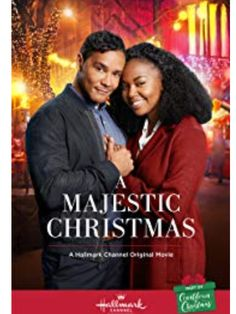 """Its a Wonderful Movie - Your Guide to Family and Christmas Movies on TV: A Majestic Christmas - a Hallmark Channel """"Countdown to Christmas"""" Movie starring Jerrika Hinton & Christian Vincent! Family Christmas Movies, Hallmark Christmas Movies, Christmas Shows, Family Movies, All Family, Holiday Movies, Christmas Poster, Christmas Christmas, Xmas Movies"""
