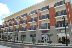 The lofts on Gaines St. Unit 302 - vacation rental in Tallahassee, Florida. View more: #TallahasseeFloridaVacationRentals