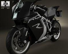 KTM 1190 RC8 R 2012