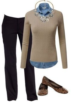 fall-and-winter-work-outfit-ideas-2018-19 85+ Fashionable Work Outfit Ideas for Fall & Winter 2018
