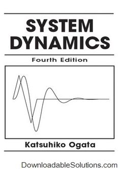 Digitalsolutions downloadablesol on pinterest solutions manual for system dynamics 4th edition katsuhiko ogata download answer key test bank fandeluxe Choice Image