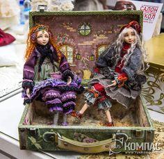 Подвижные куклы, автор Валентина Тронина (Vitalina)