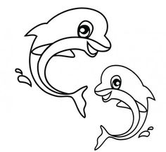 FREE PRINTABLE: Color all these fun under-the-sea creatures with ...