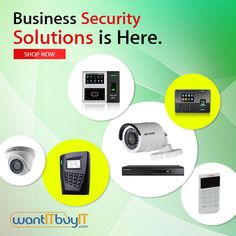 Buy security surveillance cameras, wireless cameras, security camera systems, surveillance cameras for home or business.  Best prices and offers for your business, call us: 9720 1346/7