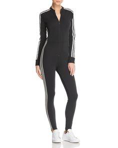 e7b5d2ad996 adidas Originals Stage Striped Jumpsuit Women - Bloomingdale s