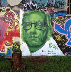 Los mejores graffitis literarios del mundo | Las Lecturas de Mr. Davidmore