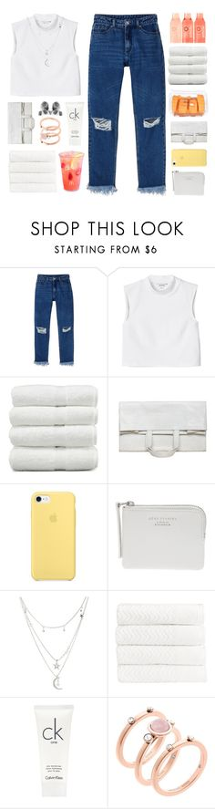 """""""the battle of the color schemes - round one"""" by frostedfingertips ❤ liked on Polyvore featuring Monki, Linum Home Textiles, Maison Margiela, Acne Studios, Charlotte Russe, Christy, Calvin Klein, Michael Kors, tbotcs and haileelook"""