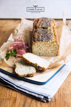 Bezglutenowy chleb (bez zbóż, paleo)