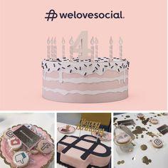 A todos os nossos clientes, fornecedores, parceiros e amigos, um grande obrigado por toda a confiança depositada em nós, por acreditarem no nosso trabalho e por estarem presentes nesta nossa comemoração. Foram 4 anos de puro amor!!!  #Obrigado #Aniversário #Evento #WeLoveSocial Grande, Place Card Holders, 4 Years, Thanks, Gifts, Friends