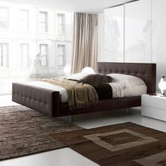 Double beds-Beds and bedroom furniture-Omega_b-Presotto