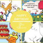 Author Overview | Happy Birthday Dr. Seuss!