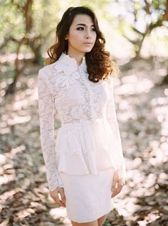 Bramanta Wijaya Sposa's Spring/Summer 2015 Bridal Collection: Catalyst + Oblivion