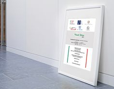 """Check out new work on my @Behance portfolio: """"Italian Trade Agency Trade Fair materials"""" http://on.be.net/1BMc91Y"""