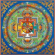 Mandala of Chakrasamvara.