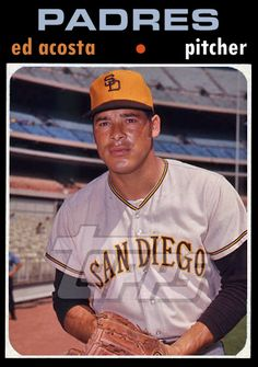 41 Best 1971 San Diego Padres Cards Images In 2019