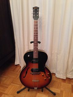 Vintage Gibson ES125 ES-125 Archtop Hollow Body Electric Guitar 135 175 225 335