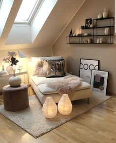 Small room design – Home Decor Interior Designs Home Design Decor, Home Interior Design, House Design, Interior Livingroom, Cosy Interior, Simple Interior, Modern Interior, Diy Design, Modern Design