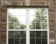 One way mirror film with night time vision prevents fishbowl effect at night and allows you to see out instead of mirroring