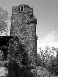 Observatory Tower, Garret Mountain Reservation, Passaic County, NJ -