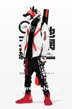 Future Heist man by ashleyboonePierce on DeviantArt Cyberpunk Mode, Cyberpunk Kunst, Cyberpunk Clothes, Cyberpunk Aesthetic, Cyberpunk Fashion, Cyberpunk Anime, Fantasy Character Design, Character Concept, Character Inspiration