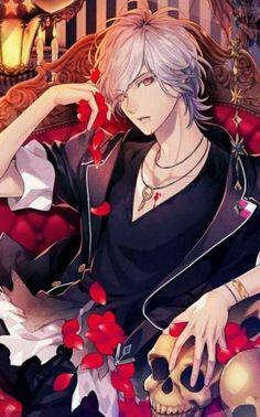 9 Best DIABOLIK LOVERS images   Diabolik lovers, Anime Guys