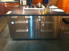 Ikea Kitchen Island Stainless Steel superlative in quality & durability stainless steel bench top