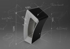 Aquis - ATM | MOME | Bodonyi Gyula | 2012 on Industrial Design Served