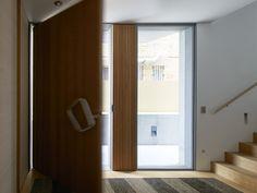 Tobias Partners - Deepwater House Main Door