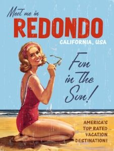 Lots of great memories of spending time at Grandma's house in Redondo Beach when we were growing up!!!
