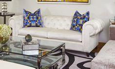 Sofá Chester. De la colección Europa. #livingdesign #Muebles #Furniture
