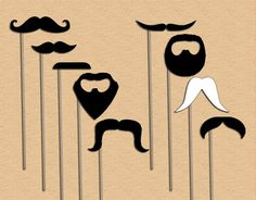 Mustache party anyone?