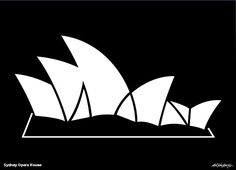 Art house sydney australia - House and home design Australia House, Sydney Australia, Disney Hall, Custom Posters, Tattoo Inspiration, Custom Framing, Home Art, Tattoo Designs, Sketches