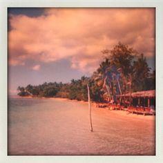 Pangai'motu Beach Resort.