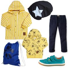 Mini Outfit - auf dem Spielplatz