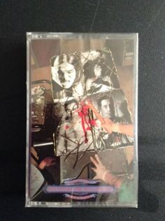Rare Vintage Carcass Necroticism Cassette Tape Factory Sealed Thrash