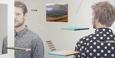 Album artwork for Danish band Green Lives' album 'The Years'