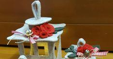 Puedes crear estos hermosos faroles para decorar cualquier celebración o para obsequiar a una persona especial. Son muy lindos, fáciles y r... Holiday Crafts, Gift Wrapping, Craft Ideas, Couture, Canvas, Gifts, Crochet Flowers, Christmas Decor, Paper