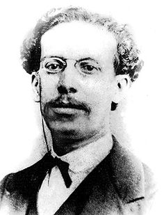 Machado de Assis is considered one of Brazil's greatest writers. Last year, Afro-Brazilian activists protested and forced a bank to change a commercial when it used a white actor to portray Assis. The bank apologized and re-did the commercial with a black actor. This is a photo of Assis at 35 years of age.