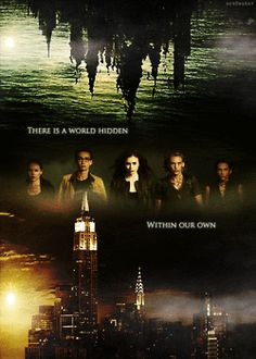 City of Bones- just saw this, and I loved it!
